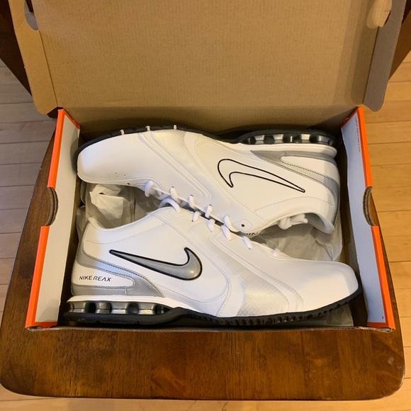 Nike Men's Reax TR III SL NWT